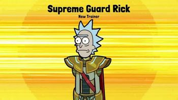 Pocket Mortys TV Spot, 'New Avatars: Goomby Morty, Tickets Please Morty & Supreme Guard Rick' - Thumbnail 5