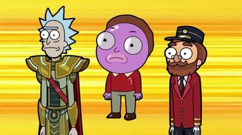 Pocket Mortys TV Spot, 'New Avatars: Goomby Morty, Tickets Please Morty & Supreme Guard Rick' - Thumbnail 6
