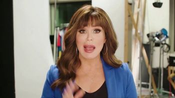 Nutrisystem TV Spot, \'Question: 50 Percent Off\' Featuring Marie Osmond