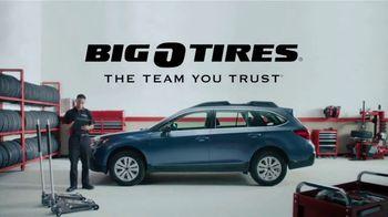 Big O Tires Super Two-Fer Tire Sale TV Spot, 'Big O Yes' - Thumbnail 9