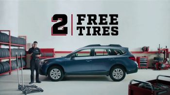 Big O Tires Super Two-Fer Tire Sale TV Spot, 'Big O Yes' - Thumbnail 3