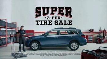 Big O Tires Super Two-Fer Tire Sale TV Spot, 'Big O Yes' - Thumbnail 4
