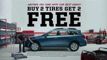 Big O Tires Super Two-Fer Tire Sale TV Spot, 'Big O Yes' - Thumbnail 6