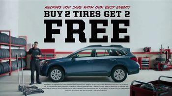 Big O Tires Super Two-Fer Tire Sale TV Spot, 'Big O Yes' - Thumbnail 7