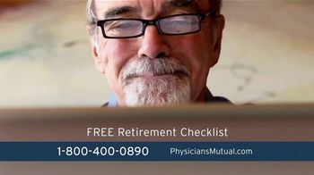 Physicians Mutual TV Spot, 'Challenges' - Thumbnail 8
