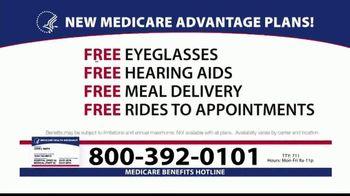 Medicare Benefits Helpline TV Spot, '2020 Medicare Advantage Plans: $0 Co-Pays' - Thumbnail 5