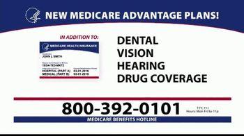 Medicare Benefits Helpline TV Spot, '2020 Medicare Advantage Plans: $0 Co-Pays' - Thumbnail 7