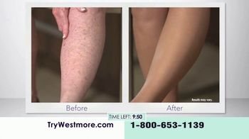 Westmore Beauty Body Coverage Perfector TV Spot, 'Before and After' - Thumbnail 7