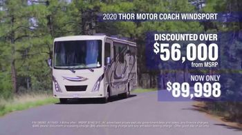 La Mesa RV TV Spot, 'Think: 2020 Thor Motor Coach Windsport' - Thumbnail 6