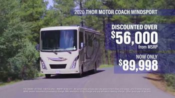 La Mesa RV TV Spot, 'Think: 2020 Thor Motor Coach Windsport' - Thumbnail 7
