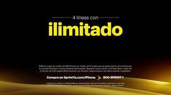 Sprint TV Spot, 'Mejor oferta por ilimitado + iPhone 11 por cuenta nuestra' [Spanish] - Thumbnail 4