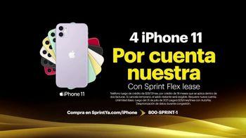 Sprint TV Spot, 'Mejor oferta por ilimitado + iPhone 11 por cuenta nuestra' [Spanish] - Thumbnail 6