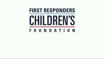 First Responders Children's Foundation TV Spot, 'Underdog' Song by Alicia Keys - Thumbnail 7