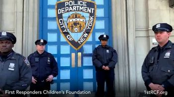 First Responders Children's Foundation TV Spot, 'Underdog' Song by Alicia Keys - Thumbnail 2