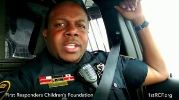 First Responders Children's Foundation TV Spot, 'Underdog' Song by Alicia Keys