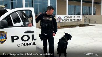 First Responders Children's Foundation TV Spot, 'Underdog' Song by Alicia Keys - Thumbnail 4
