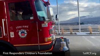 First Responders Children's Foundation TV Spot, 'Underdog' Song by Alicia Keys - Thumbnail 6
