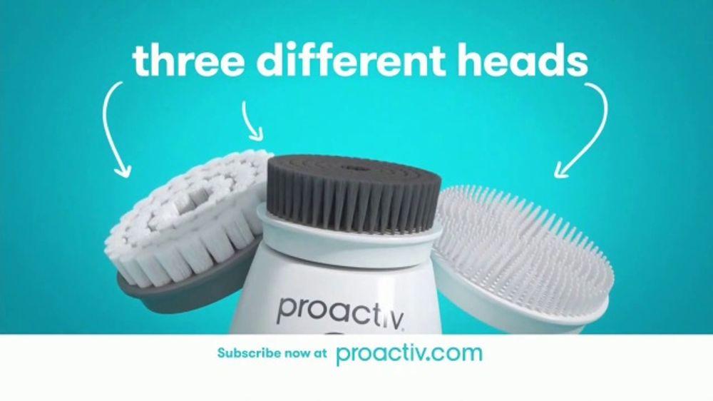 Proactiv TV Commercial, 'DR Launch Triple Brush (60s En - E)'