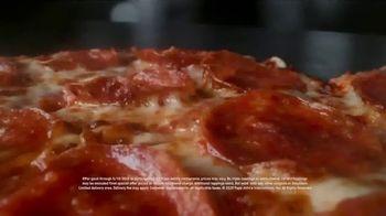 Papa John's Heart-Shaped Pizza TV Spot, 'Delivering Thanks' - Thumbnail 1