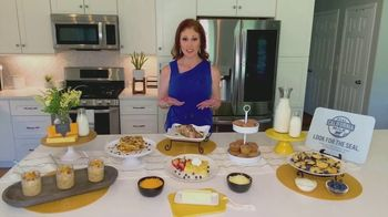 Real California Milk TV Spot, 'In Focus: Amy Goodson, RD' - Thumbnail 9