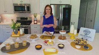 Real California Milk TV Spot, 'In Focus: Amy Goodson, RD' - Thumbnail 1