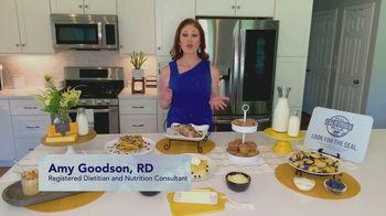 Real California Milk TV Spot, 'In Focus: Amy Goodson, RD'