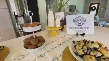 Real California Milk TV Spot, 'In Focus: Amy Goodson, RD' - Thumbnail 3