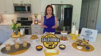 Real California Milk TV Spot, 'In Focus: Amy Goodson, RD' - Thumbnail 7