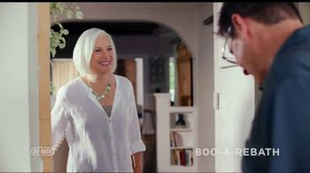 Re-Bath TV Spot, 'Home Is Where the Heart Is: $1500 Off'