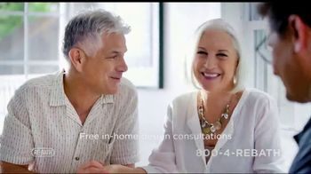 Re-Bath TV Spot, 'Home Is Where the Heart Is: $1500 Off' - Thumbnail 6