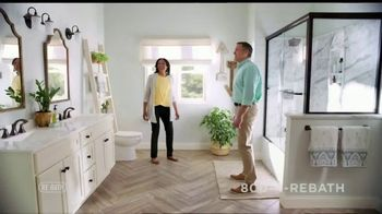 Re-Bath TV Spot, 'Home Is Where the Heart Is: $1500 Off' - Thumbnail 8