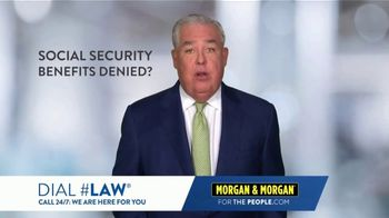 Morgan & Morgan Law Firm TV Spot, 'Denied' - Thumbnail 8
