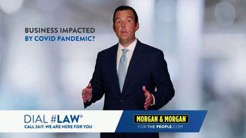 Morgan & Morgan Law Firm TV Spot, 'Business Interruption Insurance Claims' - Thumbnail 1