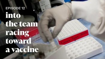 Into America TV Spot, 'Episode 12: Into the Team Racing Toward a Vaccine' - Thumbnail 8