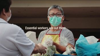 Ad Council TV Spot, 'Thanking Essential Workers' Song by Alicia Keys - Thumbnail 5