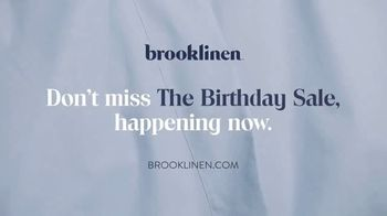 Brooklinen Birthday Sale TV Spot, 'Meet' - Thumbnail 10