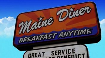 Maine Diner TV Spot, 'Open for Curbside Takeout: Desserts Shipped Across the Country' - Thumbnail 1