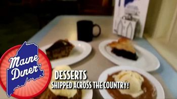 Maine Diner TV Spot, 'Open for Curbside Takeout: Desserts Shipped Across the Country' - Thumbnail 7