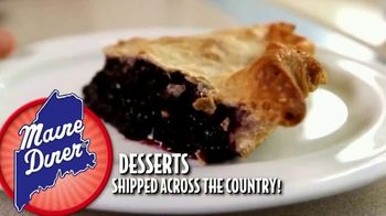 Maine Diner TV Spot, 'Open for Curbside Takeout: Desserts Shipped Across the Country' - Thumbnail 8