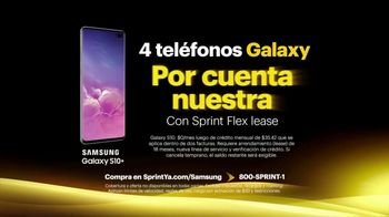 Sprint TV Spot, 'Mejor oferta por ilimitado +4 Samsung Galaxy' [Spanish] - Thumbnail 4
