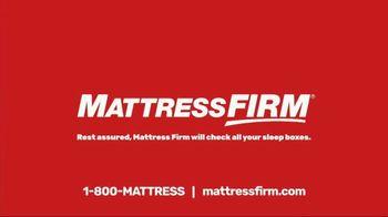 Mattress Firm TV Spot, 'Sleep Boxes' - Thumbnail 10