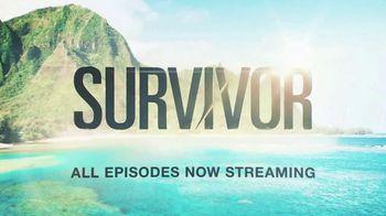 CBS All Access TV Spot, 'Survivor' - Thumbnail 10