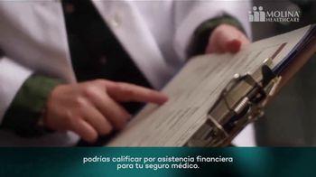 Molina Healthcare TV Spot, 'Apoyate en Molina' [Spanish] - Thumbnail 3