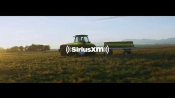 SiriusXM Satellite Radio TV Spot, 'Farmer: Stream FOX News'
