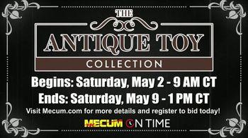 Mecum Auctions TV Spot, 'The Antique Toy Collection' - Thumbnail 6