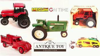 Mecum Auctions TV Spot, 'The Antique Toy Collection' - Thumbnail 2