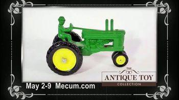 Mecum Auctions TV Spot, 'The Antique Toy Collection' - Thumbnail 3