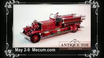 Mecum Auctions TV Spot, 'The Antique Toy Collection' - Thumbnail 4