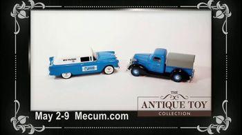 Mecum Auctions TV Spot, 'The Antique Toy Collection' - Thumbnail 5