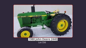 Mecum Auctions TV Spot, '2020 Spring Classic: The Long Green Acres Collection' - Thumbnail 7
